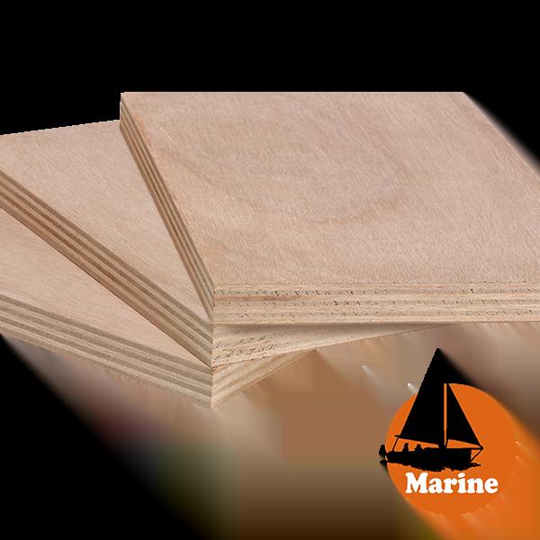 Marine Ply - Gaboon