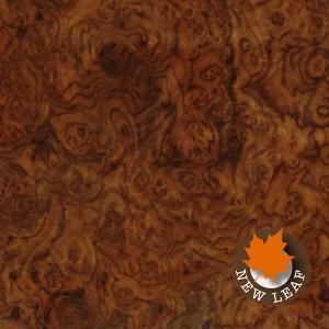 Walnut Burr Flexible Veneer