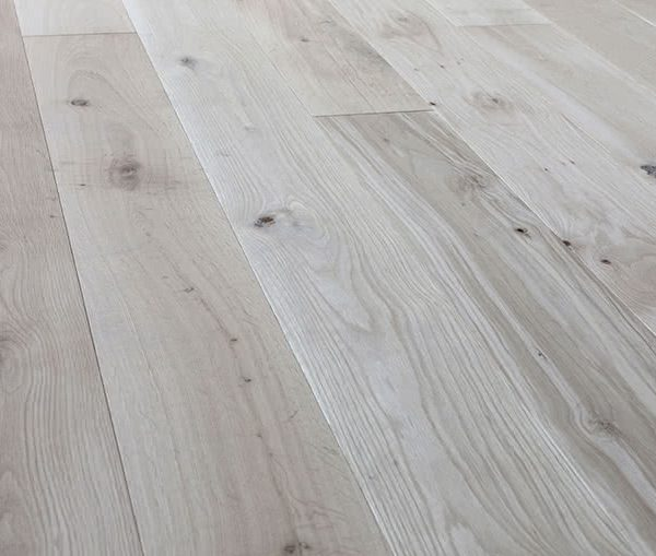 Structural Engineered Oak Unfinished Flooring