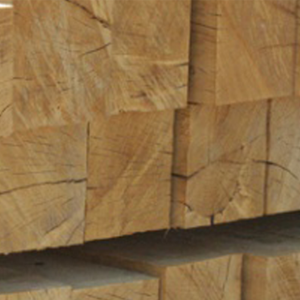 European Oak Fresh Sawn